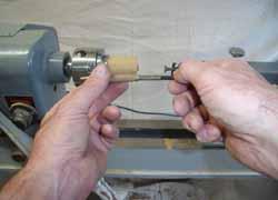 mise en place du mecanisme de stylo