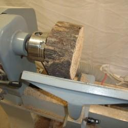 apprendre le tournage sur bois
