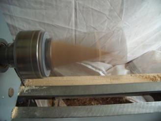 apprendre les techniques de tournage sur bois le tournage excentrique tournage sur bois. Black Bedroom Furniture Sets. Home Design Ideas