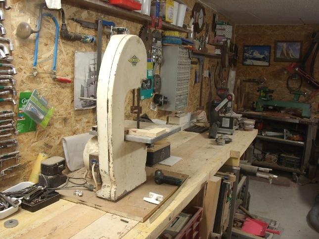 Comment quiper son atelier pour le tournage sur bois - L atelier des rouges ...