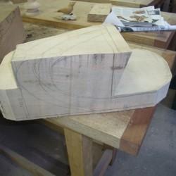 sculpture sur bois et t