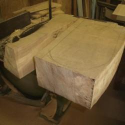 tournage sur bois et sculpture sur bois